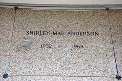 Shirlee Mae <i>Cockrum</i> Anderson