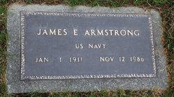 James Emmett Jim Armstrong, Sr