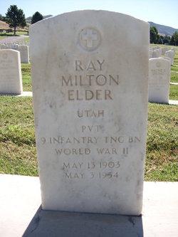 Ray Milton Elder