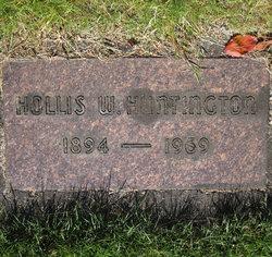 Hollis W Huntington