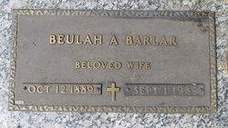 Beulah Blankinship <i>Adams</i> Barlar