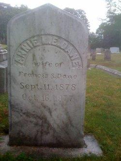 Annie Lawrence <i>Edmands</i> Dane