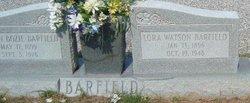Lora <i>Watson</i> Barfield