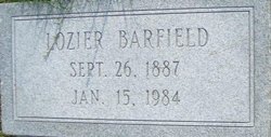 Lozier Barfield
