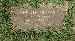 John Ben Muston