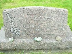 Bertha Catherine <i>Sailer</i> Adams