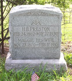 H. B. Preston