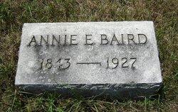 Annie E. Baird