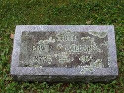 Edwin S Ballard