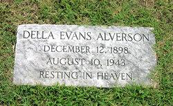 Della <i>Evans</i> Alverson
