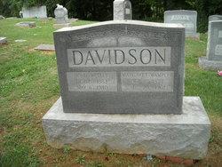 Margaret <i>Wampler</i> Davidson