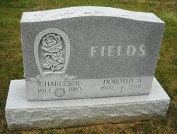 Dorothy A <i>McPherson</i> Fields