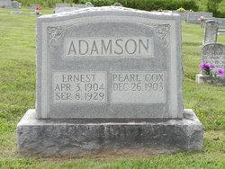 Ernest Adamson