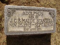 Adolphus Stansell