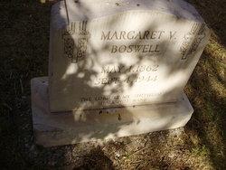 Margaret Vermell Mell <i>Garrett</i> Boswell