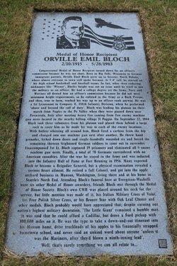 Orville Emil Bloch