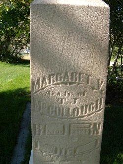 Margaret <i>Vance</i> McCullough