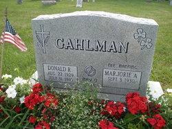 Donald Richard Gahlman