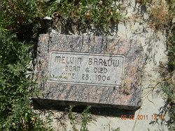 Melvin Barlow