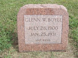 Glenn Walter Boyle