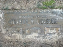 Charley W Lincecum