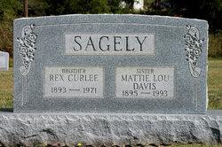 Mattie Lou <i>Sagely</i> Davis