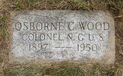 Col Osborne Cutler Wood