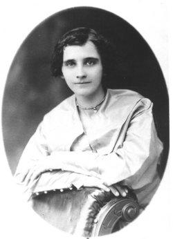Myrtle Anne <i>Erisman</i> Ely