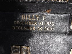 Billy Franklin Corn