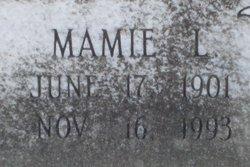 Mamie Mae <i>Logan</i> Cary