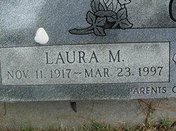Laura M. <i>George</i> Clark