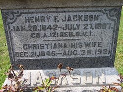 Corp Henry F. Jackson