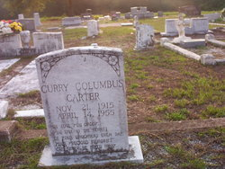 Curry Columbus Carter