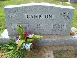 Gervis Leroy Gus Campton