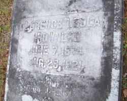 Florence Leola <i>Parish</i> Brownlee