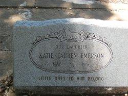 Katie Lauren Emerson