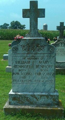 William Benhoff