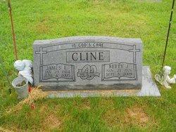 Betty J. <i>Hill</i> Cline