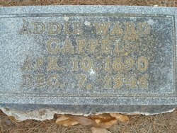 Addie Ward Chappel