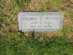 George Thomas Tom Hilton