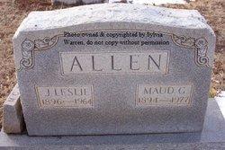 Maude Gertrude <i>Appleton</i> Allen