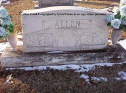 Rubye Ellen <i>Scruggs</i> Allen