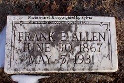 Franklin Ewing Frank Allen