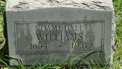 Noami Chupp <i>Gale</i> Williams