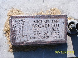 Michael Lee Broadfoot