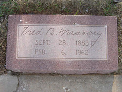 Frederick Bailey Fred Massey