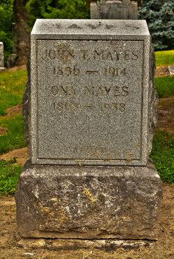 John Thomas Mayes