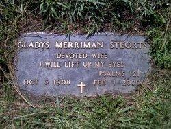 Gladys Jessie <i>Merriman</i> Steorts