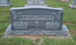 Anna Gesina <i>Benhoff</i> Baumgartner