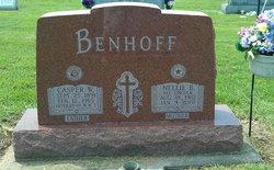 Nellie <i>Lincoln</i> Benhoff